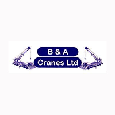 B & A Cranes