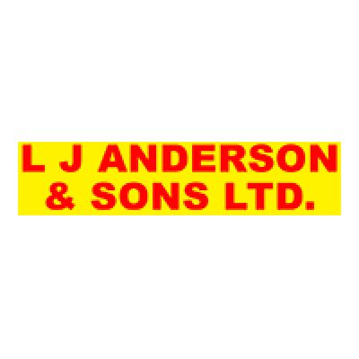 L J Anderson & Sons Ltd
